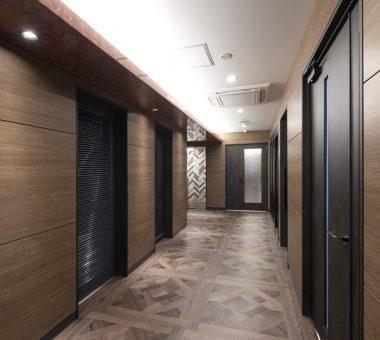 オフィス 廊下